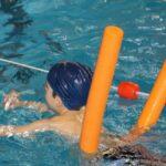 Swim Swimming Pool Floating Noodle  - TaniaVdB / Pixabay